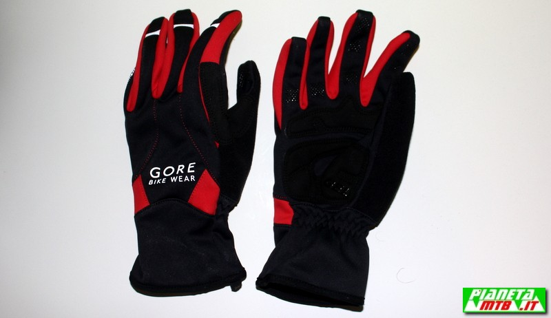 Guanti Gore Bike Wear Universal Windstopper Mid - Test