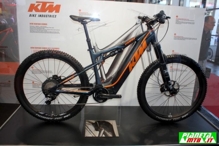 Ktm Electric Bike Test
