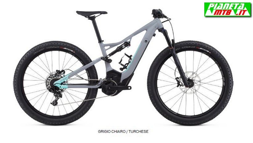 Specialized Turbo Levo FSR ST 6Fattie Women