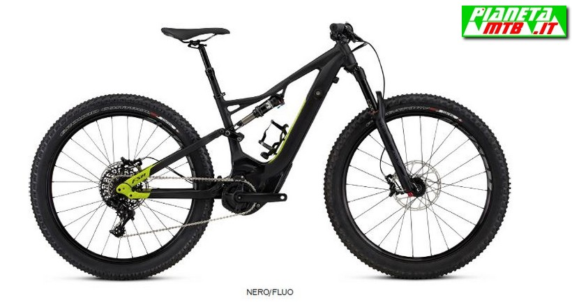 Specialized Turbo Levo FSR COMP 6Fattie Women