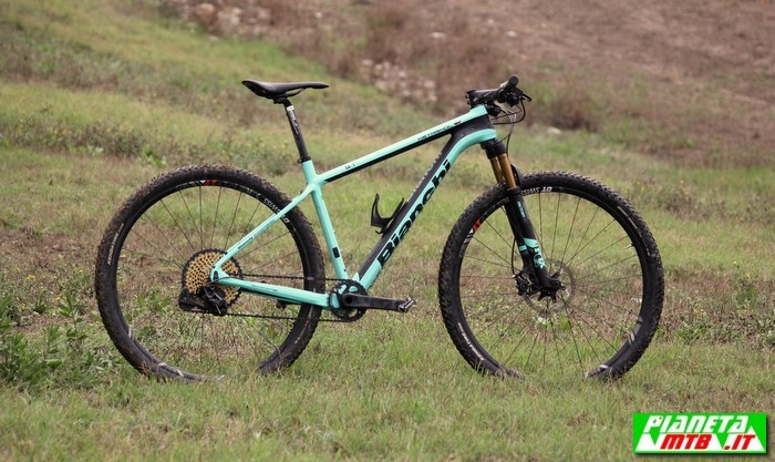 TEST BIANCHI METHANOL CV 9.1 2017, LA NUOVA RACE MACHINE DI \