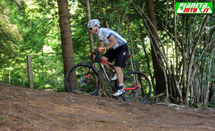 Centurion Numinis Carbon XC Team 2017 - Test