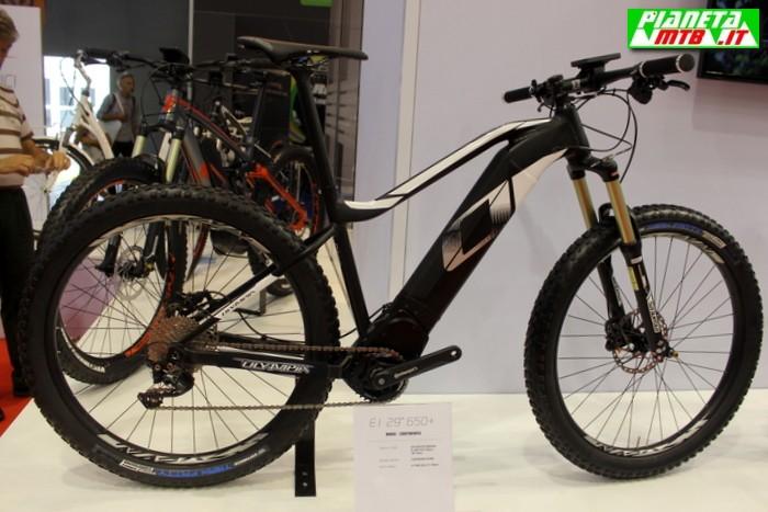 Olympia e.bike E1 29'' - 650 PLUS