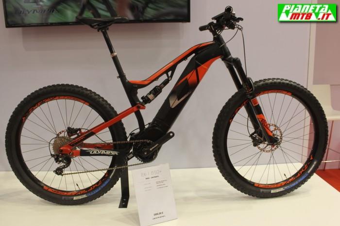 Olympia e.bike E1-X