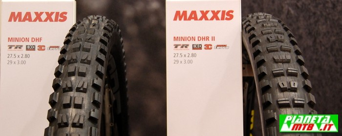 Maxxis Minion Plus