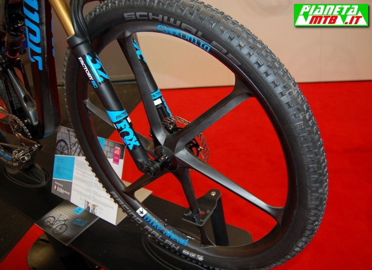 Ruote Bike Ahead Composites Biturbo RS