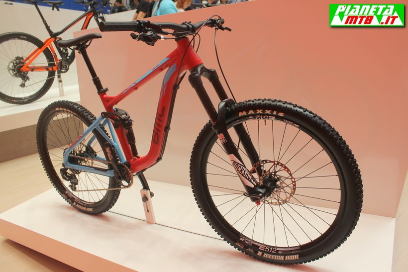 BMC Speedfox 03 trailcrew NX