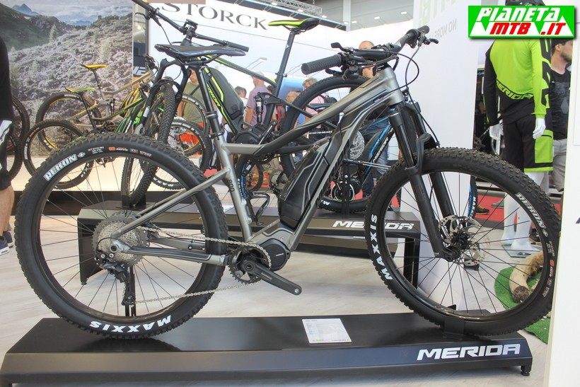 Merida e.Big Trail 800