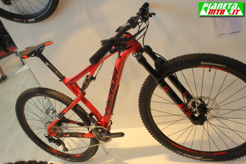 Merida Ninety Six XT