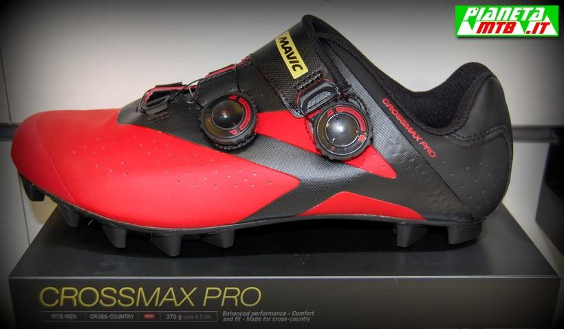 best website 63138 ceaeb Mavic Crossmax e Crossmax Pro, le due nuove scarpe del ...