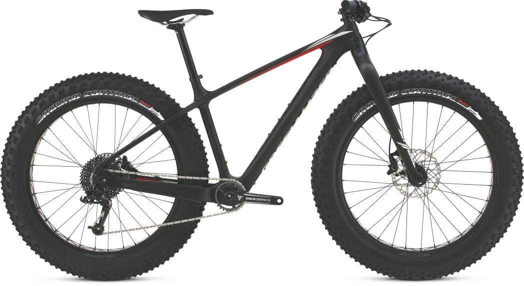 Specialized Fat Boy Comp Carbon -Fat Bike