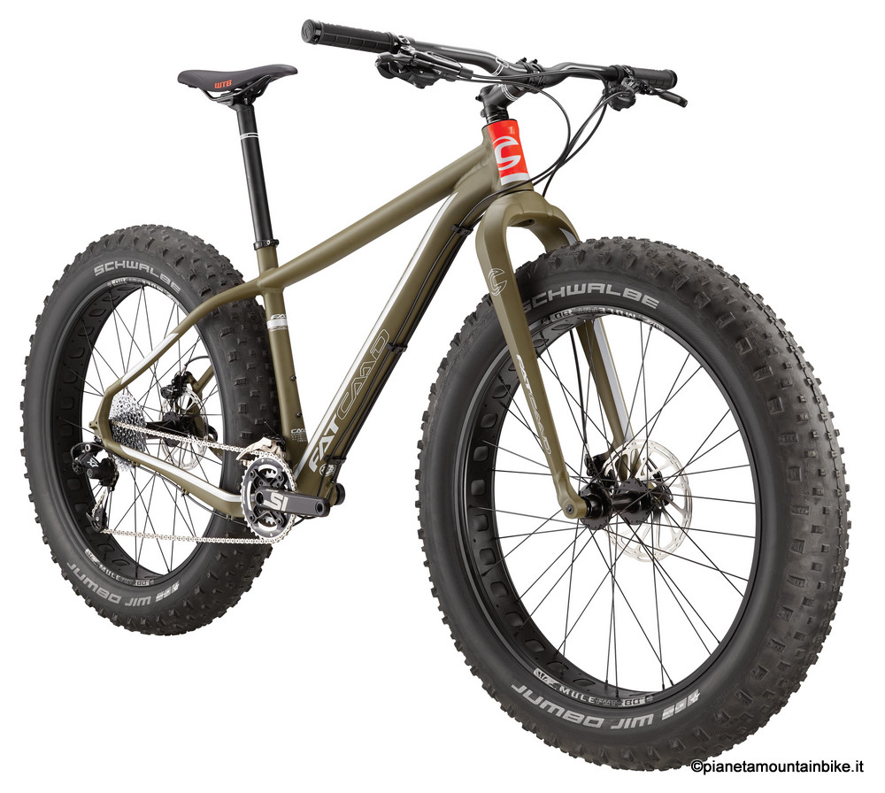 Cannondale Fat Caad 1 - fat bike