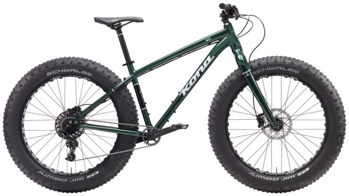 Fat Bike Kona WO