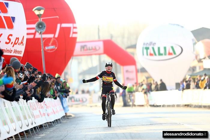 francesca Baroni - ciclocross