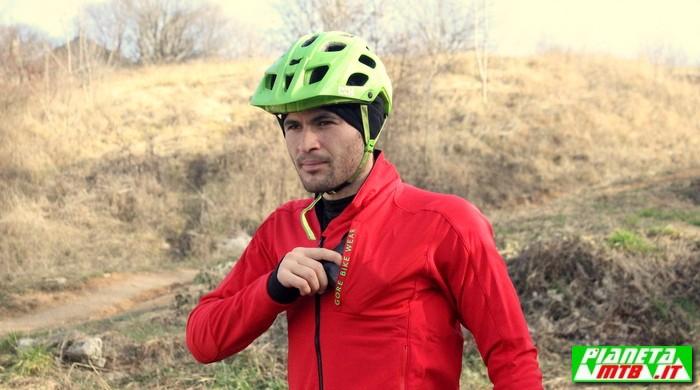 Giacca Gore Bike Wear Power Trail Windstopper Soft Shell