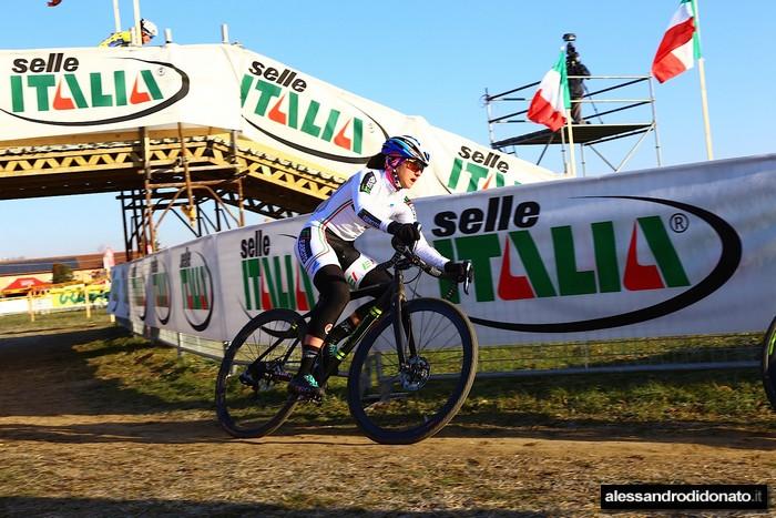 Eva Lechner ciclocross