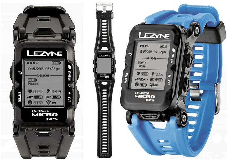 Lezyne Micro GPS Watch