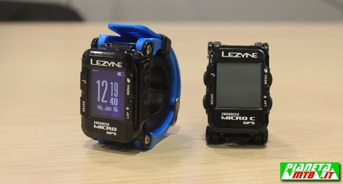 Lezyne Watch