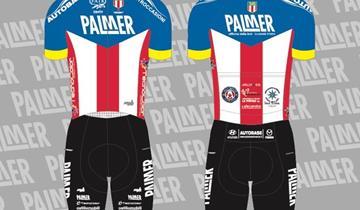 Palmer Cycling Team presenta la nuova divisa sociale