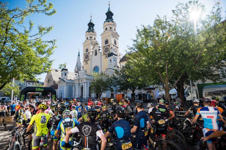Bike Transalp seconda tappa