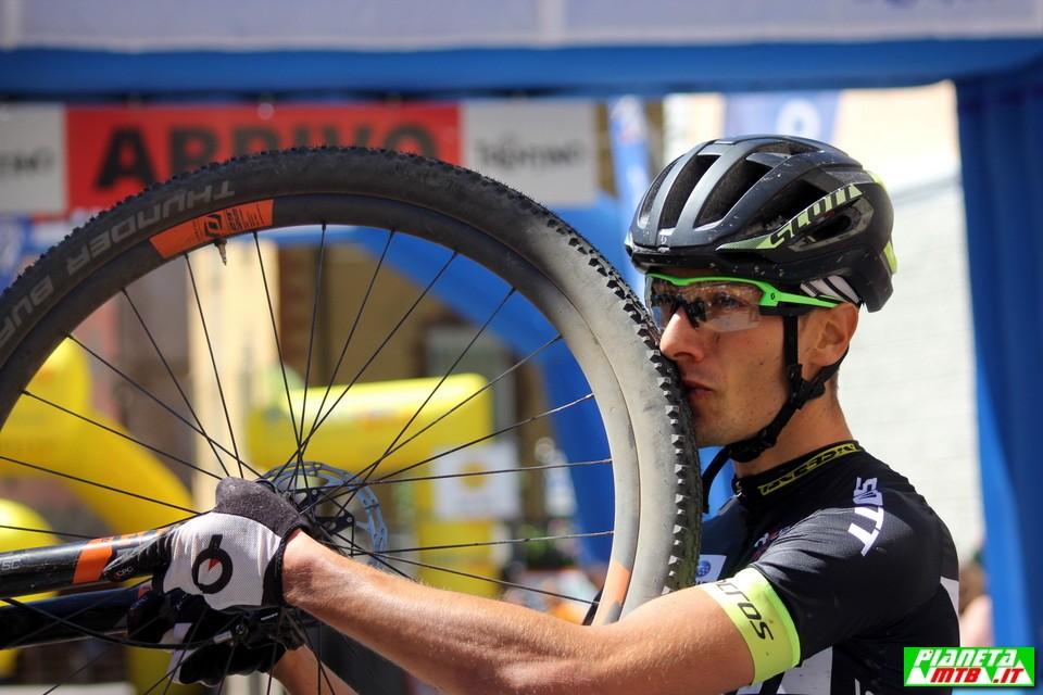 Juri Ragnoli campione italiano marathon