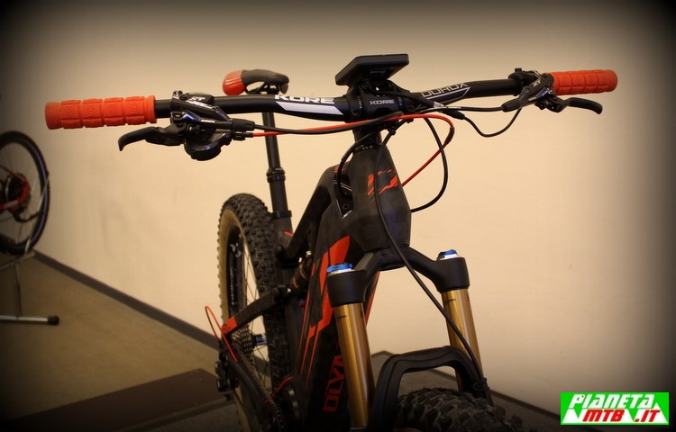 Olympia E1X full e.bike - mountain bike elettrica