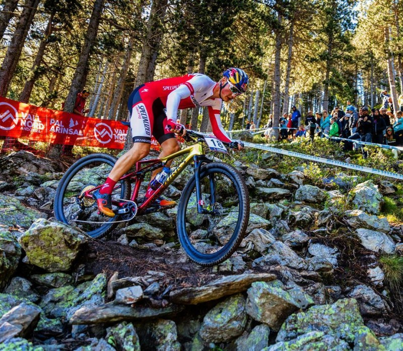 Specialized S-Works Epic 2018 - Simon Andreassen