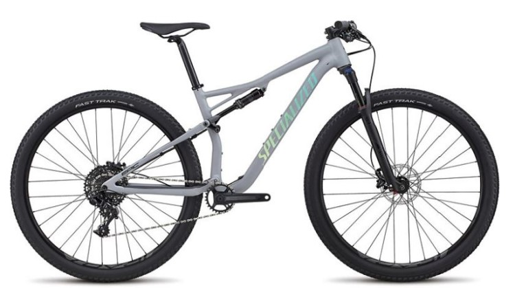 Specialized Epic Comp donna 2018