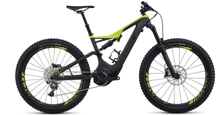 SPECIALIZED S-WORKS TURBO LEVO FSR 6FATTIE 29 | 2018