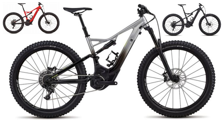 SPECIALIZED TURBO LEVO FSR COMP 6FATTIE | 2018