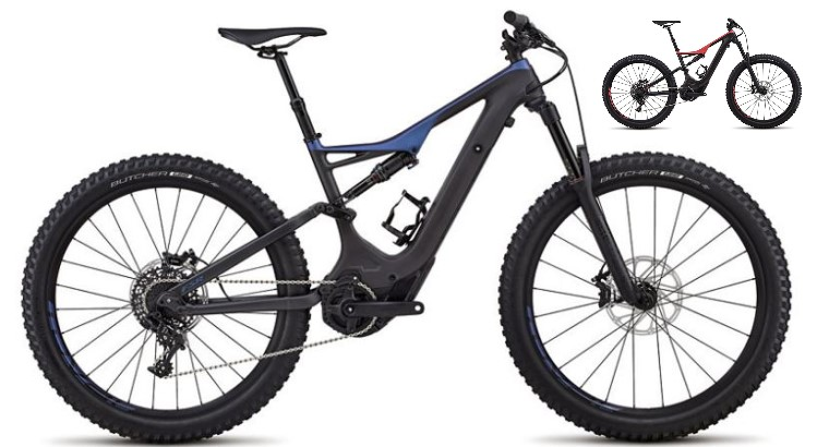 SPECIALIZED TURBO LEVO FSR COMP CARBON 6FATTIE | 2018