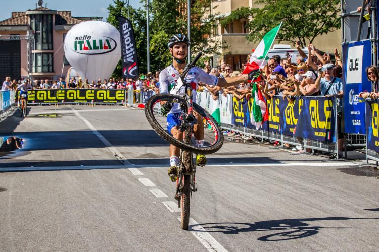 Gioele Bertolini campione d'europa