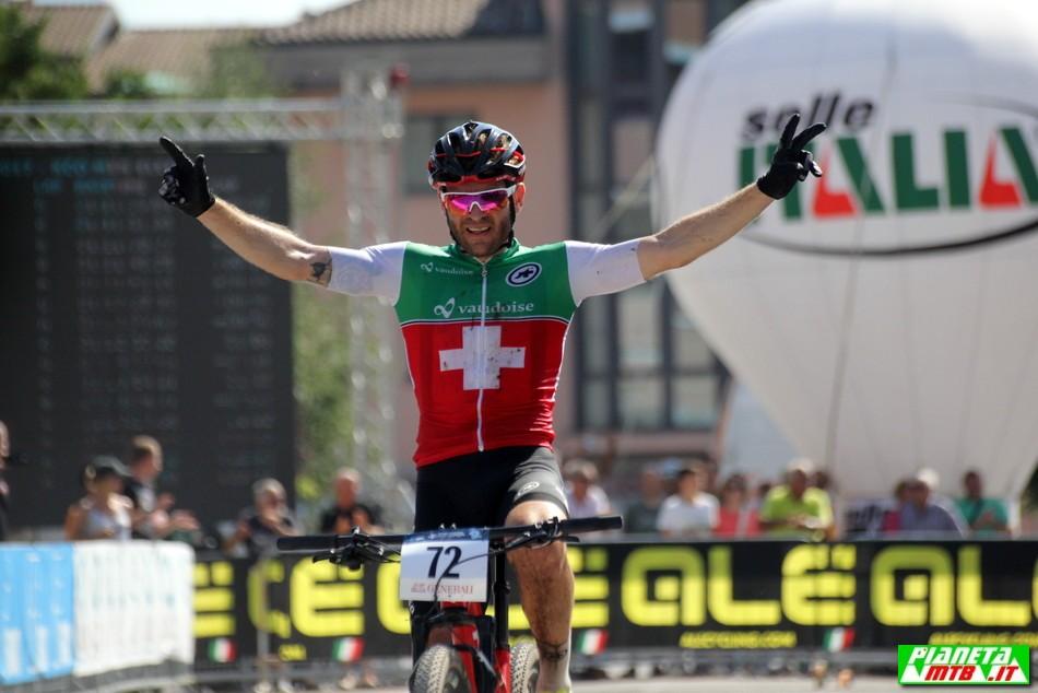 Florian Vogel campione d'Europa 2017