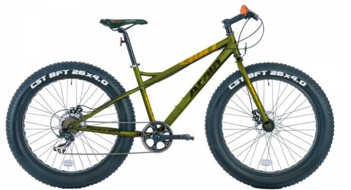 Atala - fat bike Bull
