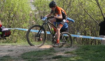 KTM PROTEK DAMA: Beretta secondo a San Paolo d'Argon Colombo bronzo alla Conca d'Oro