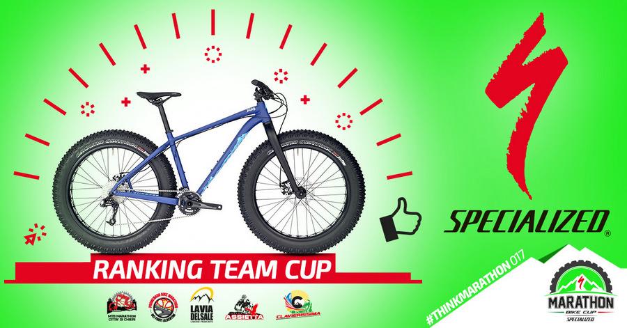Marathon Bike Cup - Specialized