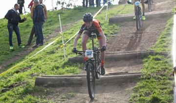 KTM PROTEK DAMA: Bronzo per Mattia Beretta alla Montagnetta di San Siro