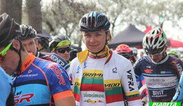 Torpado-Südtirol-International Mtb Pro Team: Katazina Sosna terza alla South Garda Bike