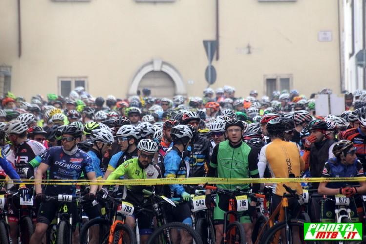 South Garda Bike partenza