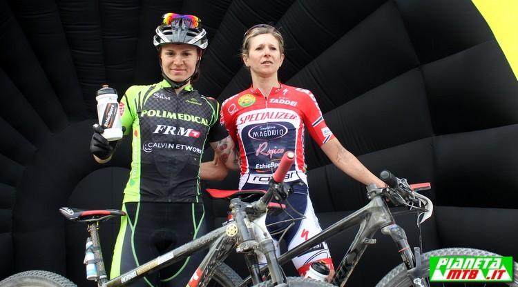 South Garda Bike podio femminile