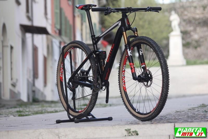 BMC FourStroke - Team NOB Selle Italia Andrea Tiberi