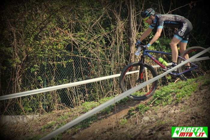 Specialized S-Works Epic HT World Cup in azione