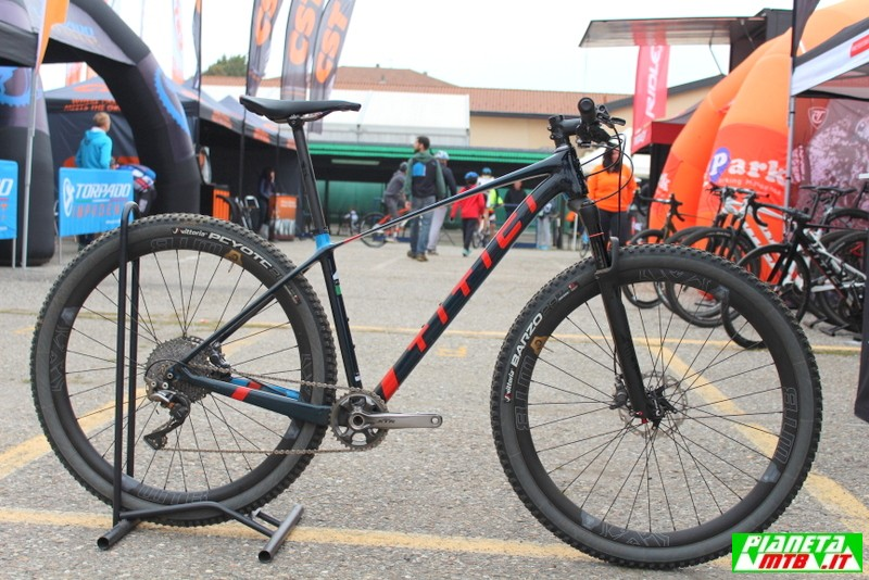 TITICI FLEXY MTB 2018