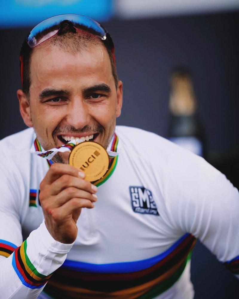 Nino Schurter vince medaglia d'oro