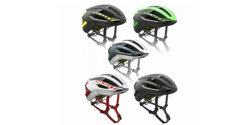 Casco Scott Centric Plus