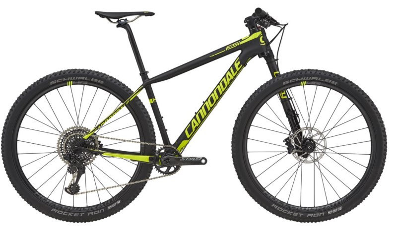 Cannondale F-Si Carbon 1 - 2018