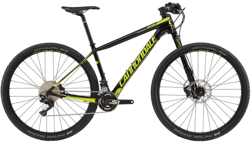 Cannondale F-Si Carbon 4 - anno 2018