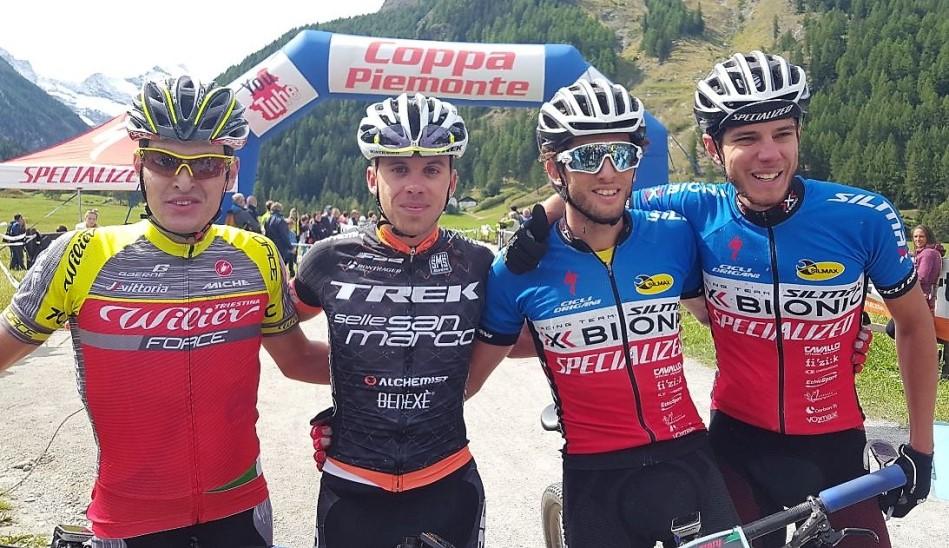 GranParadiso Bike podio maschile
