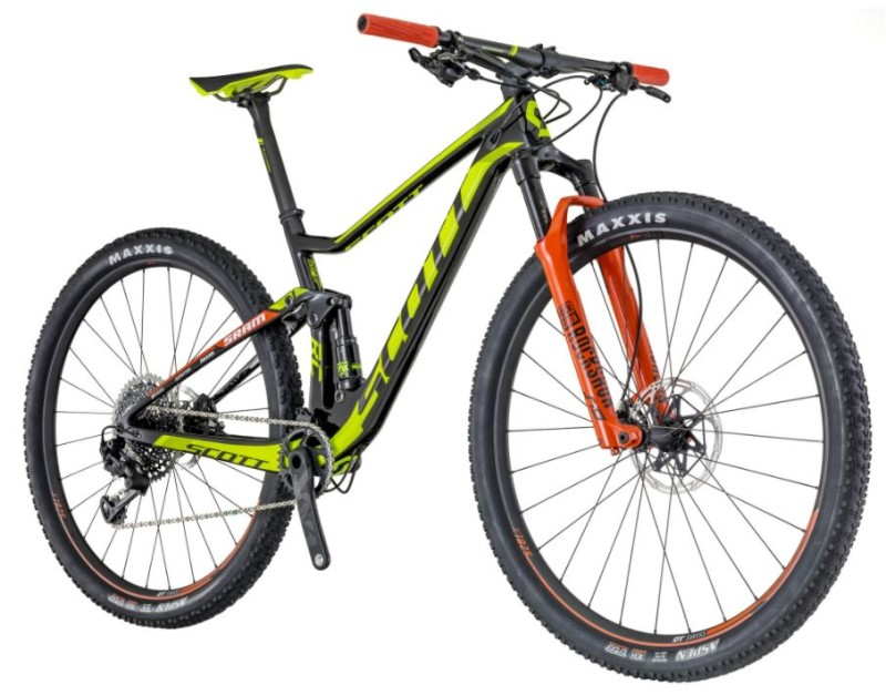 Scott Spark RC 900 World Cup - 2018