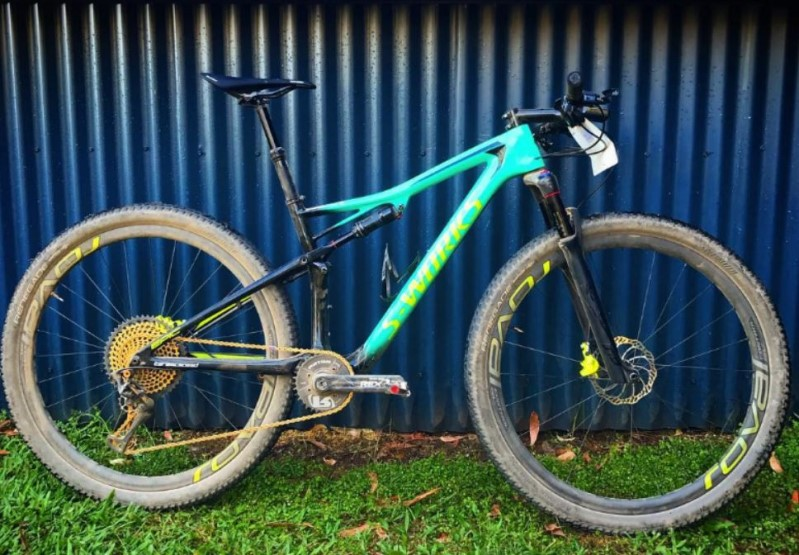 Specialized Epic Simon Andreassen